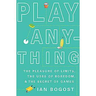 Spela något - nöjet att gränser - användningar av tristess - och