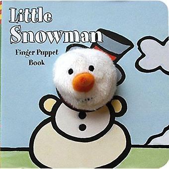 Little Snowman Finger Puppet Book by Image Books - 9780811863568 Book