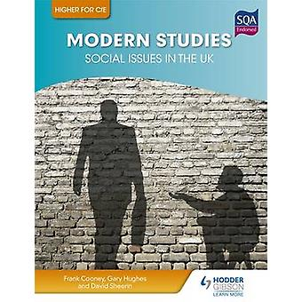 Higher Modern Studies for CfE - Social Issues in the UK by Frank Coone