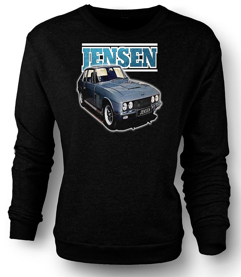 Mens Sweatshirt Jensen Interceptor