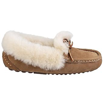 Cotswold Womens/Ladies Greenend Slip On Slipper
