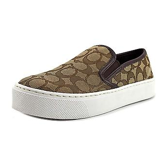 Coach Womens Cameron stängd tå Loafers
