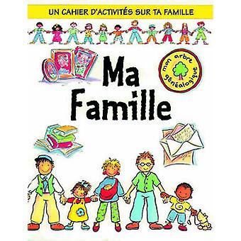 Ma Famille by Catherine Bruzzone - Caroline Jayne Church - 9781874735