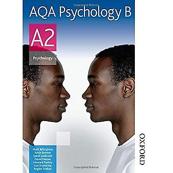 AQA A2 Psychology B Student's book: Student's Book