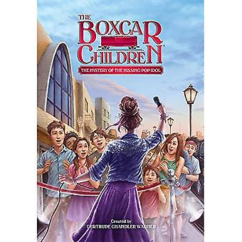 The Mystery of the Missing Pop Idol (Boxcar Children)