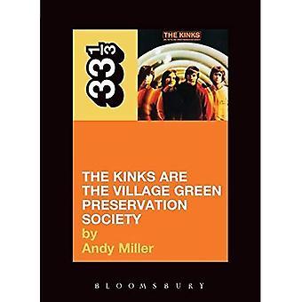 Les Kinks The Kinks sont The Village Green Preservation Society (trente trois et une troisième série) (33 1/3) (33 1/3) (33 1/3) (33 1/3)