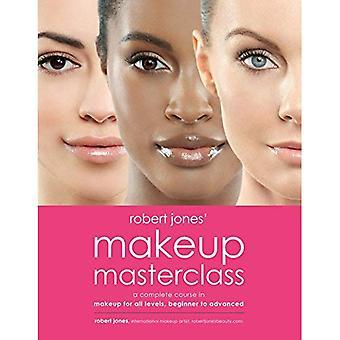 Robert Jones make-up Masterclass