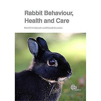 Konijn gedrag, gezondheid en zorg