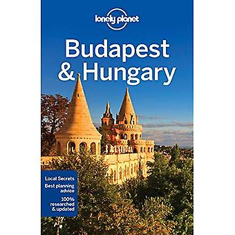Lonely Planet Budapest & Ungern - reseguiden