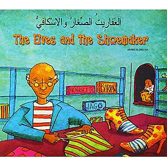 The Elves and the Shoemaker in Arabic and English (Folk Tales)