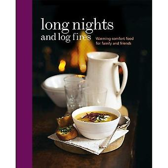 Long Nights and Log Fires (Cookery)