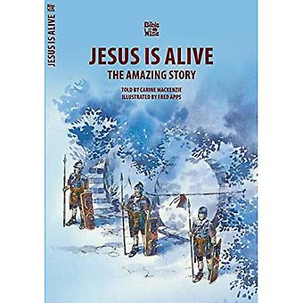 JESUS IS ALIVE; THE AMAZING STORY (God's little guidebooks)