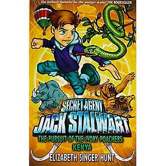 Jack Stalwart: The Pursuit of the Ivory Poachers (Jack Stalwart)