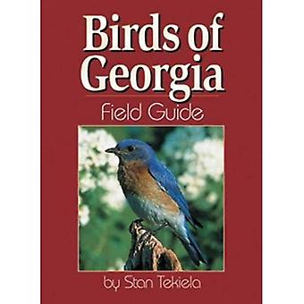 Birds of Georgia Field Guide (Our Nature Field Guides)