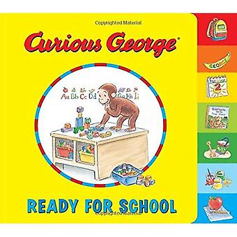 Curious George Ready for School [Board book]