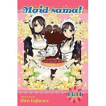 Maid-Sama! (2-in1-Ausgabe), Bd. 7: beinhaltet BDE. 13 & 14 - Maid-Sama! (2-in1-Edition) 7