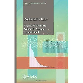 Probability Tales (Student Mathematical Library)