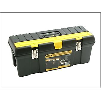 TOOLBOX 66CM (26 IN) WITH LEVEL COMPARTMENT