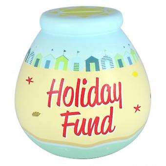 Pot Of Dreams Holiday Fund Money Box