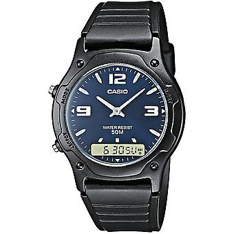Casio Casio Collection AW-49HE-2AVEF - mand stål watch