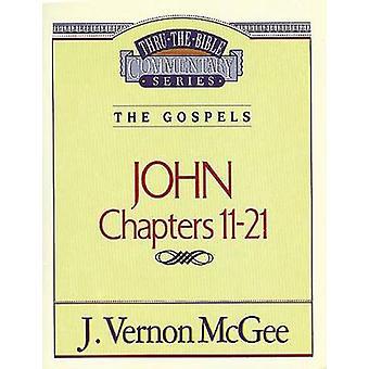John II by J Vernon McGee - 9780785206859 Book