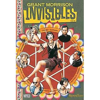 The Invisibles Book Two by Grant Morrison - 9781401274818 Book