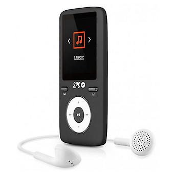 SPC-reine MP4-Player, Klangfarbe 2 8 GB schwarz