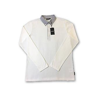 Strellson polo shirt in white