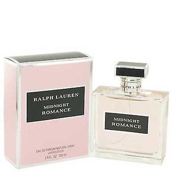 Midnight Romance Por Ralph Lauren Eau De Parfum Spray 3.4 Oz (mujeres) V728-514867
