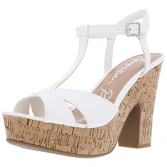 American Rag Womens AJAMIE1P Peep Toe Special Occasion Ankle Strap Sandals