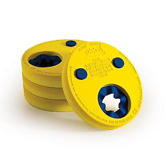 Zoggs Float Discs - 2-6 Years - Yellow