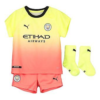 2019-2020 Manchester City Troisième Baby Kit