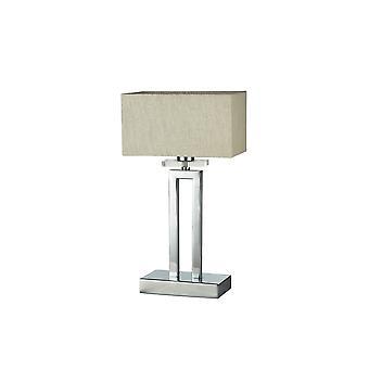 Maytoni Lighting Megapolis Modern Table Lamp , Nickel