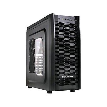 Cougar mx300 cabinet middle-tower black