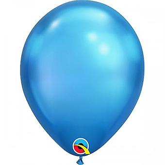 Qualatex 7 Inch 100 Round Plain Latex Balloons