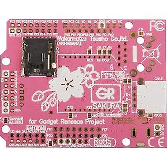 PCB design board Renesas GR-SAKURA Board