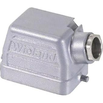 Wieland 70.350.0628.0 99.708.6046.6 Industrial Connector, 6 Pin + PE Housing top section