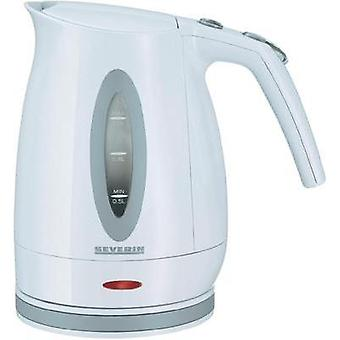 Kettle cordless Severin White, Grey