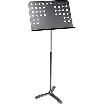 Music stand Gravity NS ORC 2 Black-green