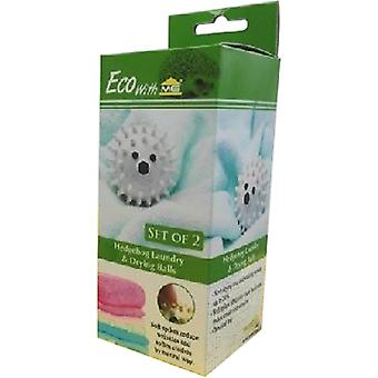 Hedgehog Laundry & Drying Balls- 5222