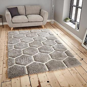 Rugs - Noble House - 30782 Grey/White