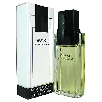 Alfred Sung Sung for Women 3.4 oz 100 ml EDT Spray