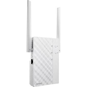 Asus RP-AC56 AC1200 WLAN repeater 1.2 Gbit/s 2,4 GHz, 5 GHz