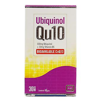 Quest Ubiquinol Qu10 Tablets 30
