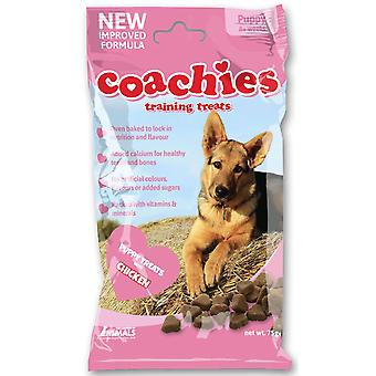 Coachies Puppy Treats 75g (Pack of 12)