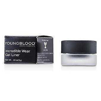 Youngblood utrolige bære Gel Liner - # Eclipse 3g/0,1 oz
