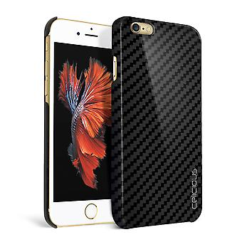 Celicious Matrix Apple iPhone 6s Genuine Carbon Fibre Back Cover Case