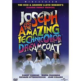 Joseph & the Amazing Technicol [DVD] USA import