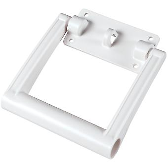 IGLOO Replacement 90-100 Quart Swing-Up Cooler Handles - White