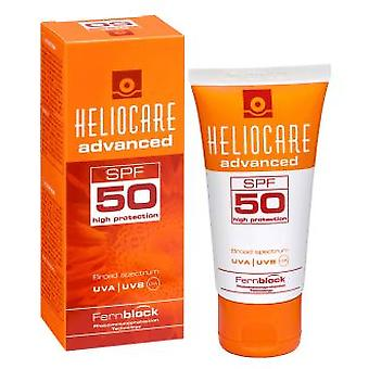 Heliocare Cream Colorless SPF 50 50 gr
